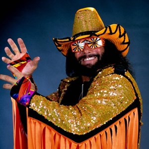 Randy Savage machoman