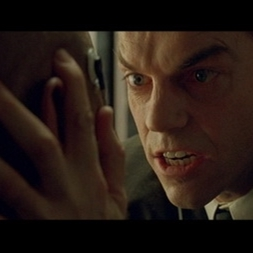 Angry Agent Smith