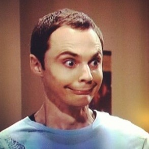 Sheldon Cooper Smile