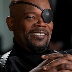 Samual L Jackson is Nick Fury