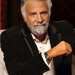 the I dont always guy
