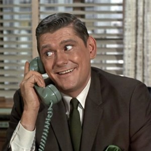 Dick York green telephone