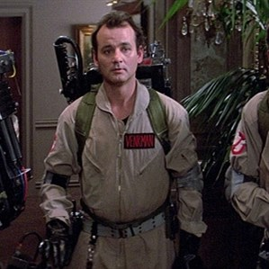 Ghostbusters, time to work