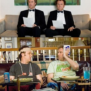 Step Brothers semester