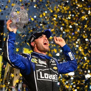 Jimmie Johnson winner