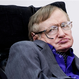 Typical Steven Hawking