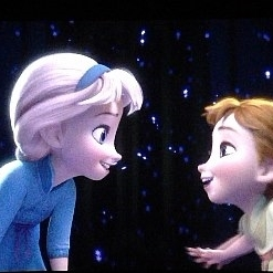 Anna Frozen Young