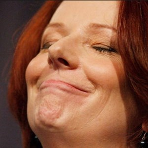 Julia Gillard Moving Forward