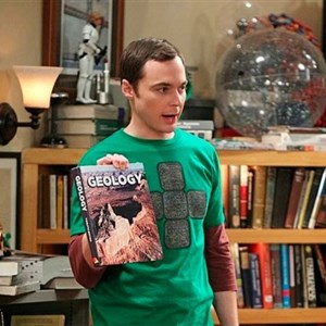 Sheldon Cooper Geology