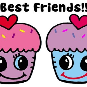 BEST FRIENDS FOREVER AND EVER
