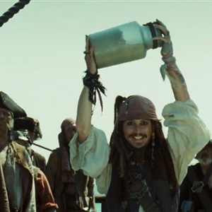 Captain Jack Sparrow JoD