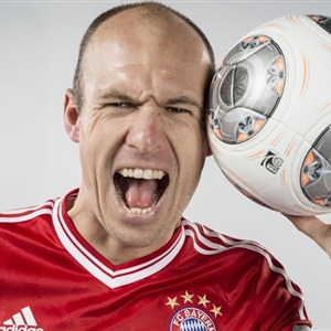 Robben the soccer player