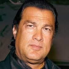 Steven Seagal smile