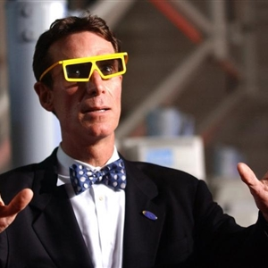 Bill Nye woah