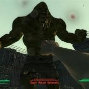 Super mutant behemoth