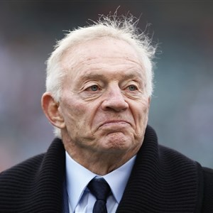 upset jerry jones