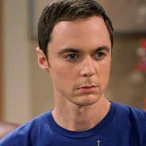 Sheldon Cooper Wondering 1