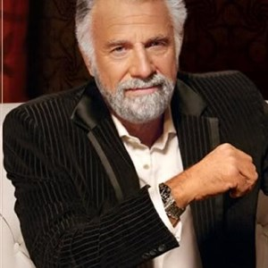 Dos equis guy without beer