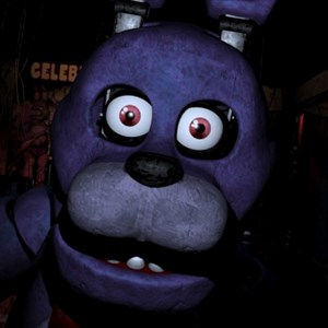 Five Nights at Freddy's Bonnie Stare