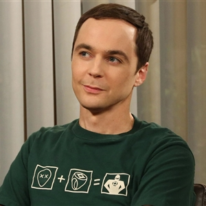 sheldon cooper love science