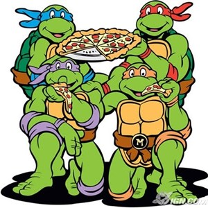 Birthday Teenage Mutant Ninja Turtles