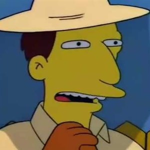 Usted es Diabolico - Simpsons