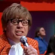 Austin Powers Daddy Wasnt There Meme Generator