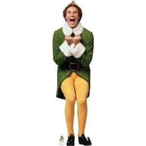 Buddy The Elf Excited