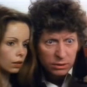 Shocked Doc with Romana