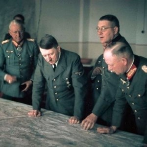 Hitler and Advice Generals