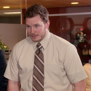 andy dwyer too afraid to ask