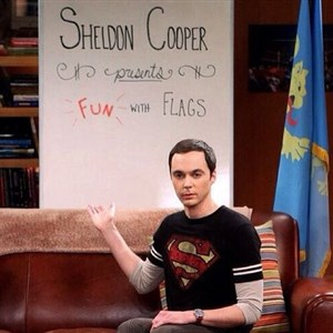 sheldon flags