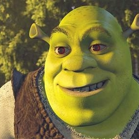 happy birthday You big ogre - Shrek birthday | Meme Generator