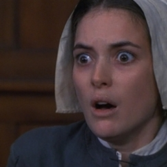 Abby from the crucible