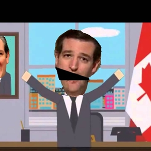Ted Cruz South Park