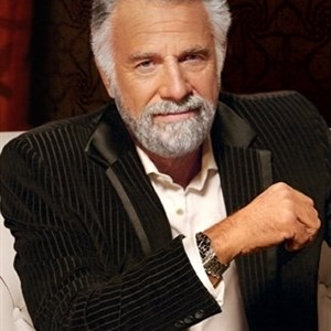 Most Interesting Man in the World - no bottle
