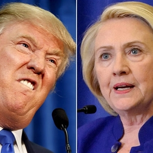 HILLARY WANTS TO WIN ONLY SO SHE CAN TELL TRUMP
