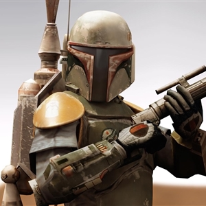 Boba Fett better than Batman