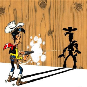 lucky luke shadow