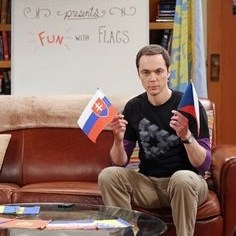 Fun With Flags - Sheldon Cooper