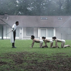 if you had to put 3 people in the human centipede pick 3 and tag