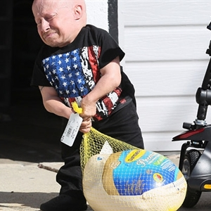 Verne troyer turkey