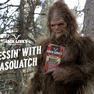 Messin with Sasquatch