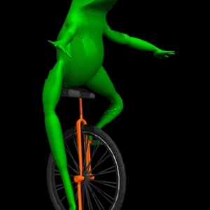 HERE COME DAT BOI, OH SHIT WADDUP