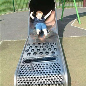 Cheese-Grater Slide