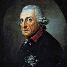 Frederick the Great of Prussi