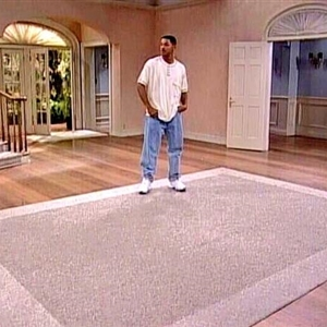 Will Smith Empty House
