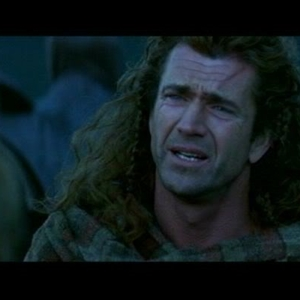 Braveheart-crying