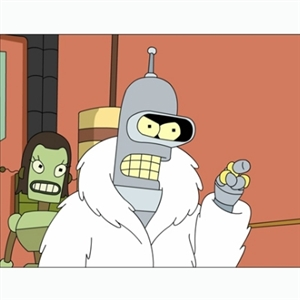 Angry Bender