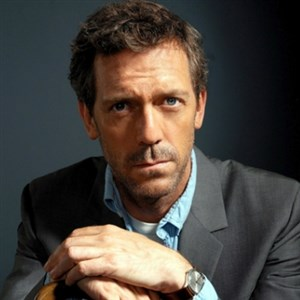 Rude Hugh Laurie